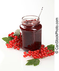 Red currant preserve