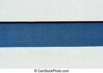 Blue and white wall background - a Blue and white wall...