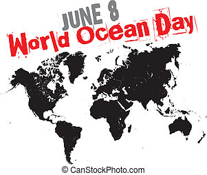 june 8 - world ocean day