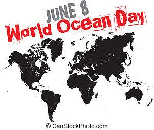 june 8 - world ocean day