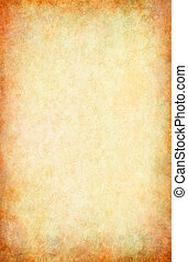Textured Paper Background - A vintage paper background with...