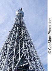 Tokyo Sky Tree The new tallest tower in Tokyo It will be...