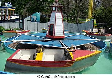 carnival boat ride - carnival boat ride...