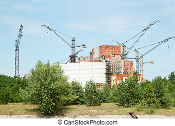 Chernobyl nuclear power station - Chernobyl nuclear power...