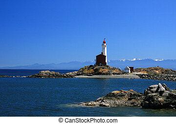 Fisgard Lighthouse, Victoria, BC, Canada - Fisgard...