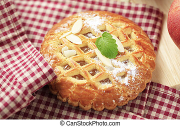 Small apple pie