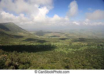 The Great Rift Valley - Kenya - The Great Rift Valley in...