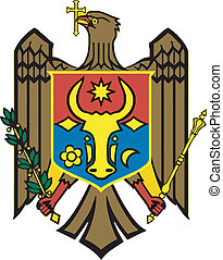 coat of arms of Moldavia