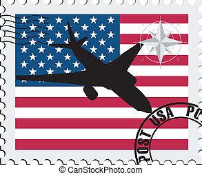 air travel in U.S.