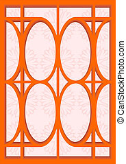 3. Stained-glass windows.
