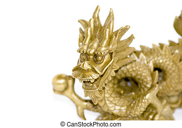 Feng Shui. Imperial Dragon