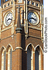 Clock Tower of the church
