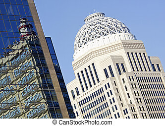 Building composition - Louisville, Kentucky - Building...