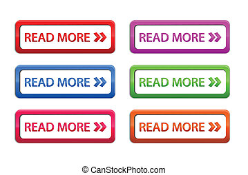 Read more button - Web read more button with includes six...