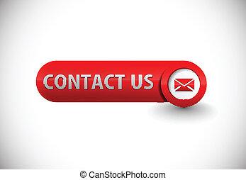 web contact icon