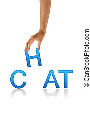 Chat - Hand