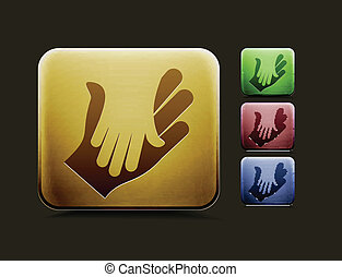 deal icon set