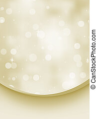 Glitter sparkles shallow DOF. EPS 8 vector file included