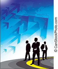Corporate Business Flyer/postar