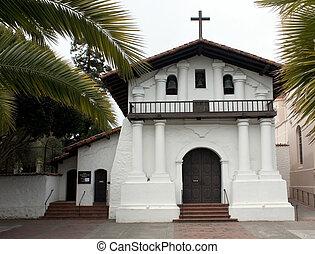 Mission San Francisco de Asís - Mission Dolores, oldest...