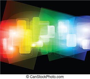 Abstract colours background - Colourful abstract background