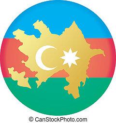 Button Azerbaijan