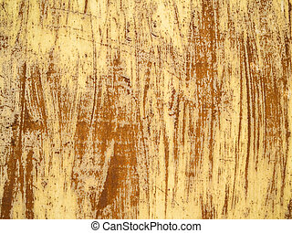 Dirty rusty metal - Texture of rusty metal for a background