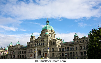 The British Columbia Legislature - The British Columbia...