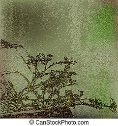 Vintage Paoer Background