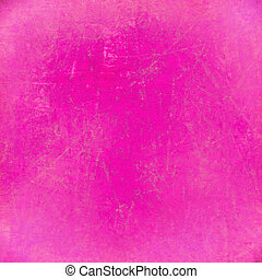 grunge pink scratched background - Grunge pink scratched...