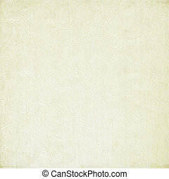 White painted crushed fabric background with text space