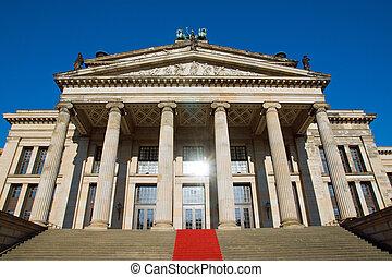 Konzerthaus at the Gendarmenmarkt