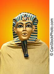 egipcio, máscara