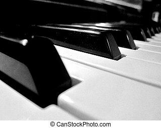 piano everything - piano keys, are like life You have to...