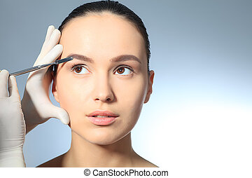 rejuvenation - Beauty therapeutic female skin rejuvenation.