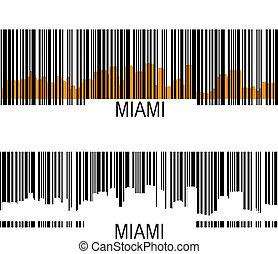 Miami barcode
