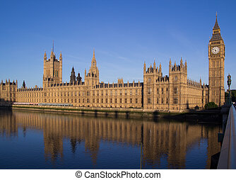 Houses of Parliament - London, Government Houses of the...