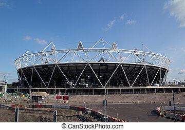 2012, Olympijský, stadión