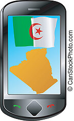 connection with Algeria