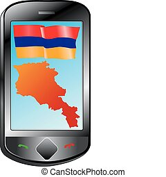 connection with Armenia