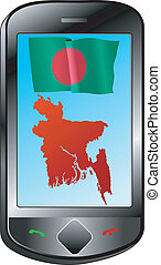 connection with Bangladesh
