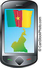 connection with Cameroon