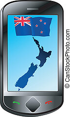 connection with New Zealand