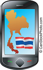 connection with Thailand