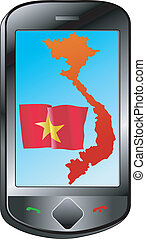 connection with Vietnam