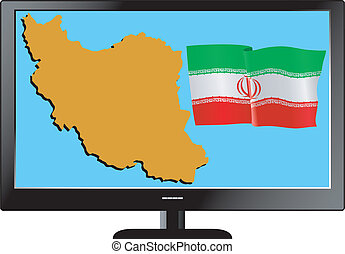 Iran on TV