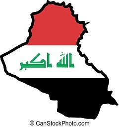 colors of Iraq