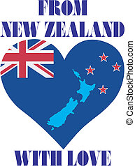 From New Zealand with love