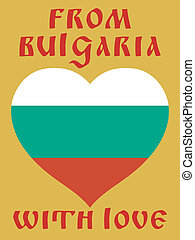 From Bulgaria with love