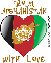From Afghanistan with love